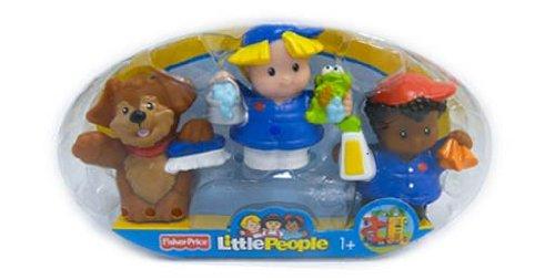 Fisher Price Little People Racin Ramps Garage coffret de Figurine 3 Pk...