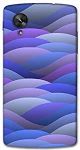 Timpax protective Armor Hard Bumper Back Case Cover. Multicolor printed on 3 Dimensional case with latest & finest graphic design art. Compatible with Google Nexus-5 Design No : TDZ-28638