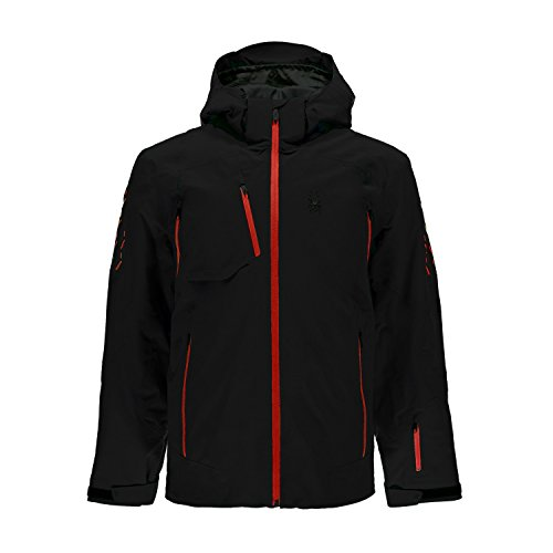 Spyder LEGEND Pinnacle Herren Ski Jacke schwarz S | 00889212812409