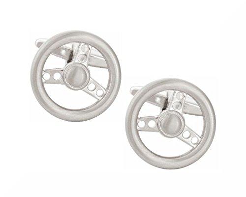 dalaco-calidad-premium-novedad-gemelos-y-caja-fabricado-en-inglaterra-steering-wheel