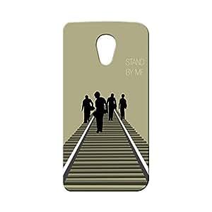 BLUEDIO Designer Printed Back case cover for Motorola Moto G2 (2nd Generation) - G0739