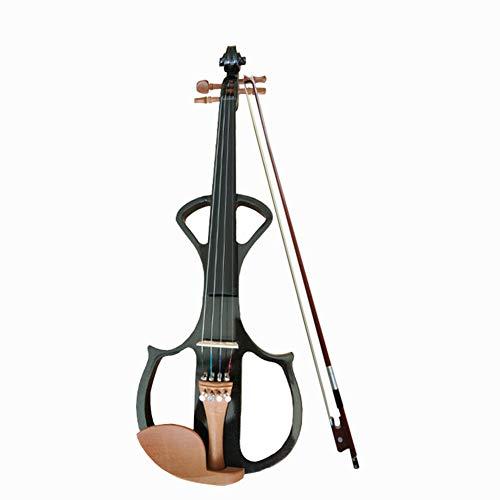 QINGZ Nuevo Instrumento Eléctrico De Cuerda DE 4/4 Violines