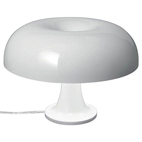 Artemide - lampada da tavolo artemide nesso - bianco