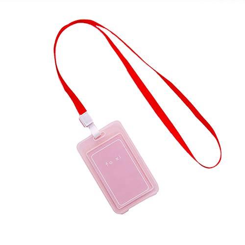 037446aa6 LAAT Colgantes de tarjetas de identificación Colgantes para móviles,Cordon  Correa de Cuello para ID,Etiquetas identificativas para tarjetas con cordón  para ...