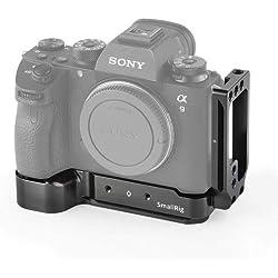 SMALLRIG A7III L Bracket, L Angle Plaque pour Sony A7III A7RIII A9-2122