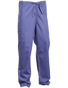 Cherokee - Pantalones con cinturilla ajustable para mujer