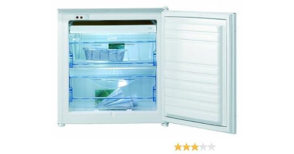 Mini Kühlschrank Bomann Kb 167 : Gorenje fi 4078 w gefrierschrank a 53 liter 173 kwh jahr