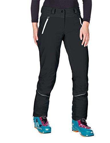 Vaude Damen Larice Pants II Hose, Black, 34/S