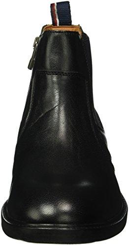 Tommy Hilfiger R2285ounder 2a, Bottes Classiques homme Noir - Noir (990)