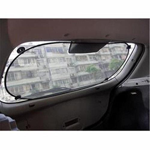 1 PCS 50x100 cm Auto-hintere Heckscheibe Sonnenschutz Sonnenschutz Visor-Abdeckung Netz Schild New D