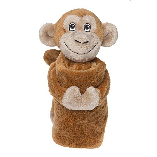 VITAL INNOVATION Animal en peluche avec Doudou SINGE