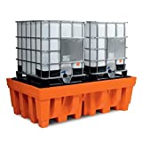 Disset Odiseo FG6417 Cubo de Trasiego para FG6410 de Retención Encajables en PE para KTC/IBC Encajables