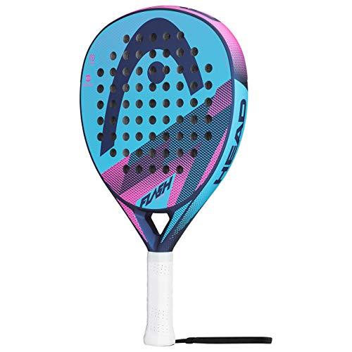 HEAD Unisex- Erwachsene Flash Women Padel Tennis Racket, gelb, 1