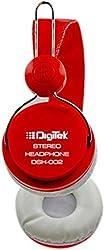Digitek Premium Dynamic Higher Tones Stereo Headphone for Huwai Honor Bee