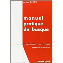 Manuel pratique de basque