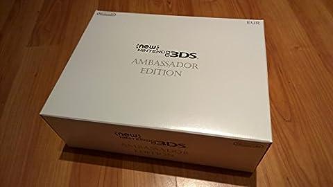 Nintendo 3DS - Konsole New 3DS - Limited Ambassador Edition