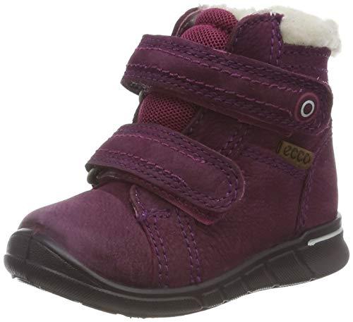 ECCO Baby Mädchen First Sneaker, Violett (Aubergine 1113), 23 EU