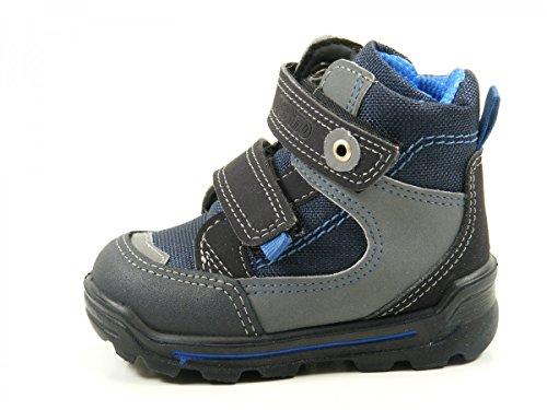Ricosta 37-34200 Friso Bottes de ski mixte enfant Sympatex Blau