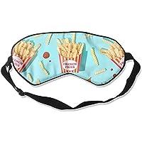 French Fries Graphic Art Sleep Eyes Masks - Comfortable Sleeping Mask Eye Cover For Travelling Night Noon Nap... preisvergleich bei billige-tabletten.eu