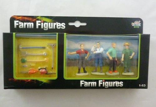 lagriculture-de-globe-de-gamins-le-paquet-de-4-ferme-figure-et-les-accessoires-132-lechelle-bt160