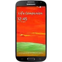 Samsung Galaxy S4 Smartphone (12,7 cm (5 Zoll) Super AMOLED-Touchscreen, 16 GB interner Speicher, 13 Megapixel-Kamera, LTE, Android 4.4) tief schwarz