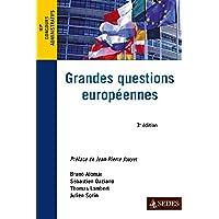 Grandes questions européennes : Concours administratifs - IEP (Série Cours) (French Edition)