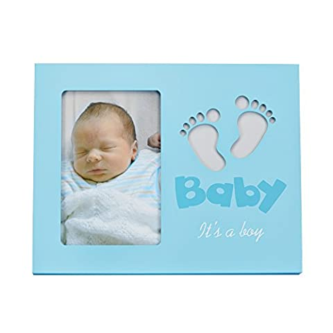 babuqee Led Baby Photo Frame (It's A Boy)