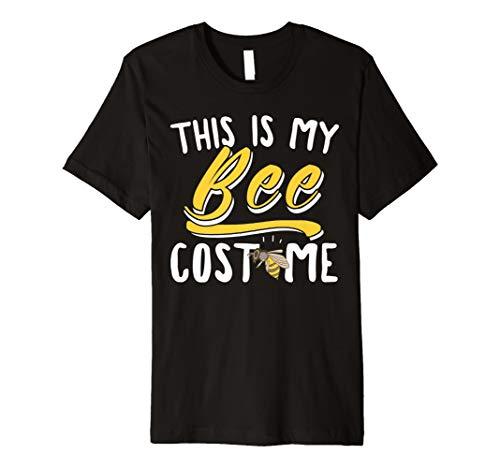 (This Is My Bee Kostüm überzeugt durch T-Shirt BEE Liebhaber)