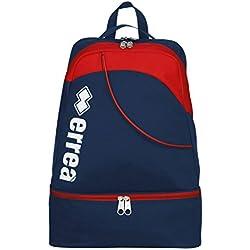 lynos juvenil de mochila · universal–Mochila deportiva con compartimento para zapatos, color marineblau - rot, tamaño talla única