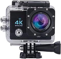 Tronomy Ultra 4K HD WiFi Waterproof Action Camera
