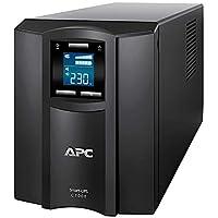 المزود الذكي للطاقة اللامنقطعة من ايه بي سي 1000 فولت أمبير، شاشة ال سي دي، 230 فولت (SMC1000I)