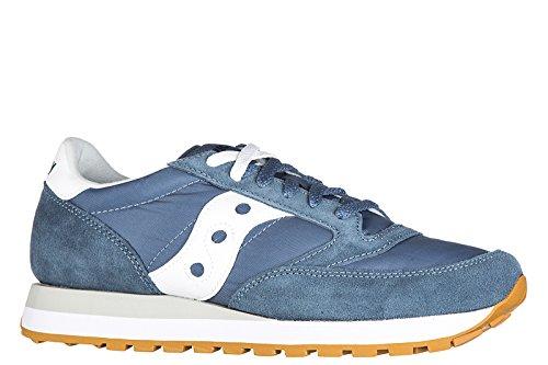 Saucony Jazz Original 2044-381, Chaussures de Tennis Homme Blu