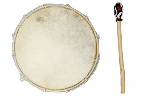 30cm Grosse Schamanentrommel Trommel Djembe Drum Rahmentrommel Bodhran Drum