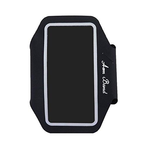 Vkospy Sports Running Gym Jogging Armband Case Cover Holder Arm Band for Mobile Phone -