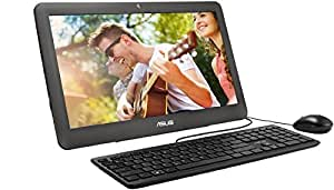 Asus ET2040IUK-BB007M 19.5-inch All-in-one Desktop PC (Celeron_J1800/2GB/500GB/DOS/Intel HD Graphics), Black