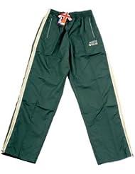 North Gear Equipo Kit de formación Pantalones de chándal–12x–Verde–niños