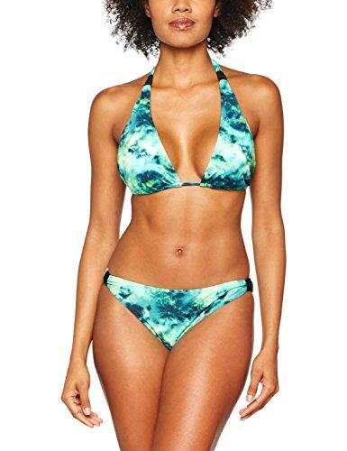 Chiemsee Damen Anemone Triangle Bikini, Batituka Green, M