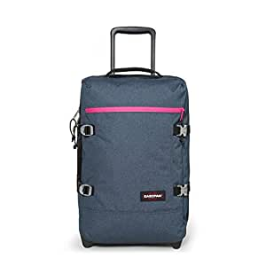 Eastpak Tranverz S, Bagaglio a mano Unisex - Adulto, Blu (Frosted Navy), 42 liters, Taglia Unica (51 centimeters)