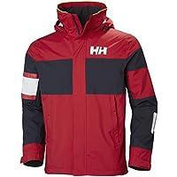 Helly Hansen–Salt Light Jacket, Todo el año, Hombre, Color Rojo, tamaño Large