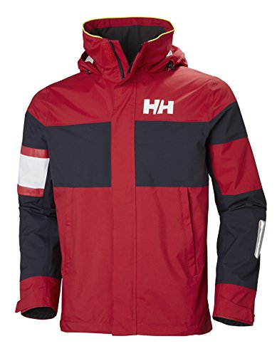 Helly Hansen Herren Salt Light Jacket Red L