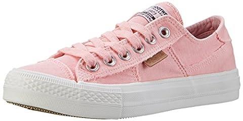 Dockers by Gerli Damen 40TH201-790 Sneakers, Pink (Rosa 760), 37 EU