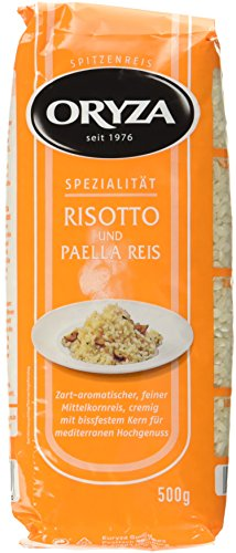 Oryza Risotto & Paella-Reis, lose, 7er Pack (7 x 500 g Packung)