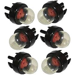 Ouyfilters Up04033300780001300780002300780004Snap en Primer ampoule purge d'air pour Poulan Ryobi Homelite Toro Craftsman souffleur Weedeater tondeuse