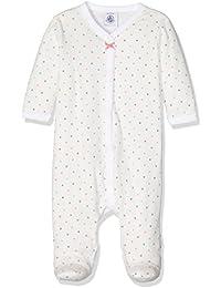 Petit Bateau Baby-Mädchen Schlafstrampler Dors Bien_22179