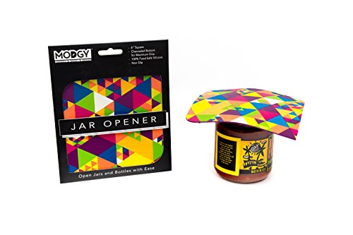 modgy Glasöffner-Jazzy Hot Hand Jar Opener