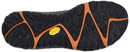 Merrell All Out Blaze Web, Scarpe da Arrampicata Uomo Nero (Slate Black)