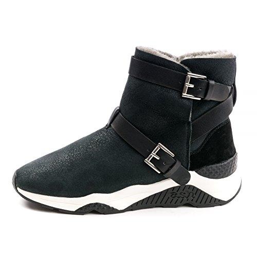 Paxqw Boots En Femme Chaussures Ash Noir Mochi Daim TECCwFWq0