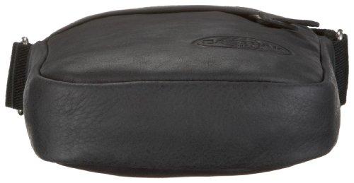 Eastpak Unisex-Adult The One Purse – Black Leather EK045762