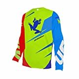 UGLYFROG 2018 Newest #05 V-Collar Long Sleeve Sports Jersey Frühling Motocross Downhill Trikots Enduro Cross Motorrad MTB