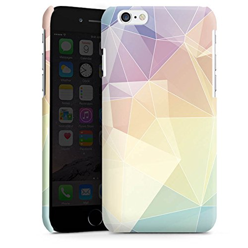 Apple iPhone 4 Housse Étui Silicone Coque Protection Pastel Motif Motif Cas Premium brillant